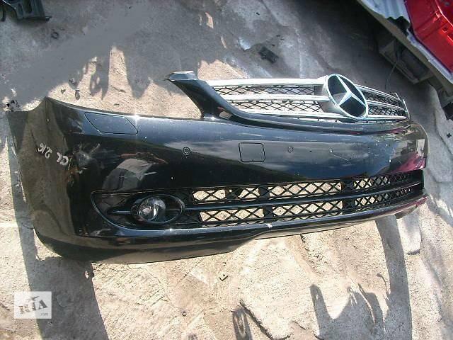 бу б/у Детали кузова Бампер передний Mercedes W205 в Одессе