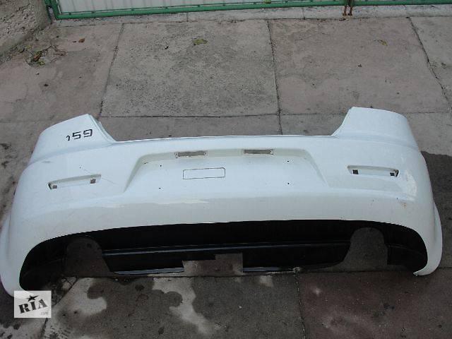 купить бу Б/у бампер задний для легкового авто Alfa Romeo 159 ДЕШЕВО В НАЯВНОСТІ!!! в Львові