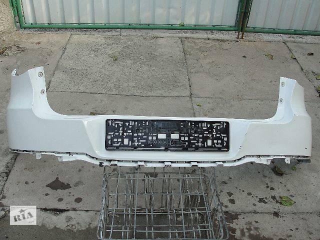 купить бу Б/у бампер задний для легкового авто Volkswagen Tiguan В НАЛИЧИИ!!! в Львове