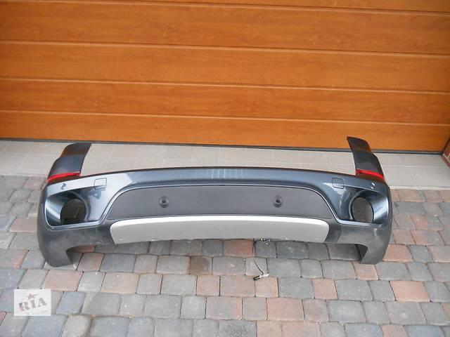 продам б/у Детали кузова Бампер задний Легковой BMW X5 бу в Луцке
