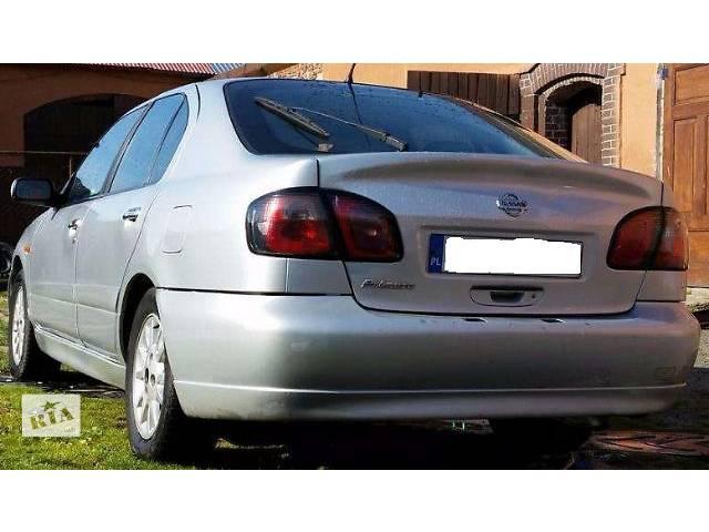 бу б/у Детали кузова Бампер задний Легковой Nissan Primera 2001 в Львове