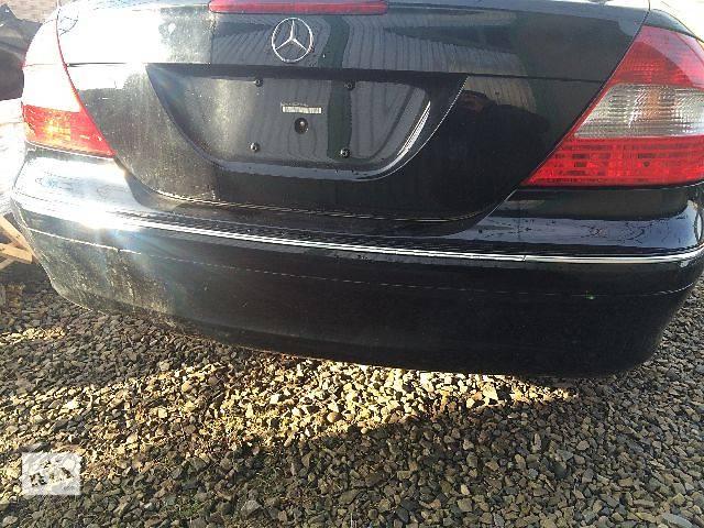 продам б/у Детали кузова Бампер задний Легковой Mercedes CLK-Class Купе бу в Ивано-Франковске