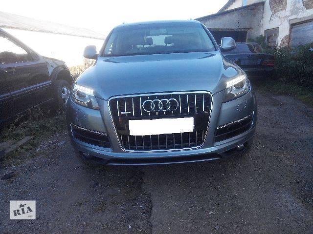 купить бу б/у Детали кузова Капот Легковой Audi Q7 в Львове