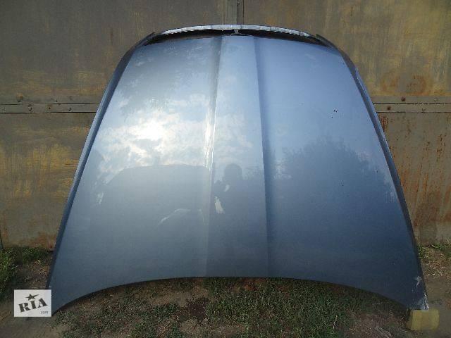 б/у Детали кузова Капот Легковой Skoda Octavia A5 2011- объявление о продаже  в Полтаве