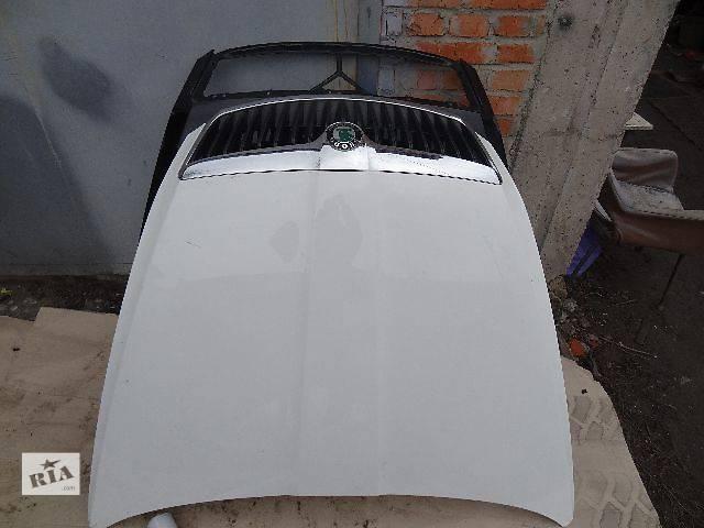 купить бу б/у Детали кузова Капот Легковой Skoda Octavia A5 2012 в Полтаве