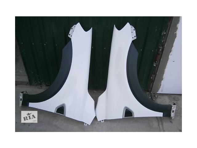 б/у Детали кузова Крыло переднее Легковой Chevrolet Captiva 2008- объявление о продаже  в Луцке