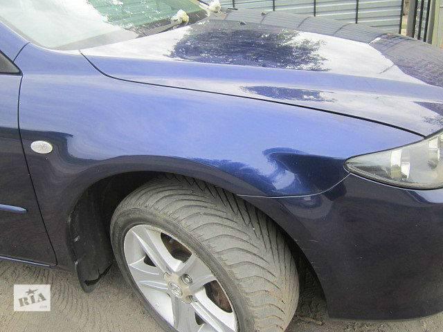 купить бу б/у Детали кузова Крыло переднее Mazda 6 в Одессе