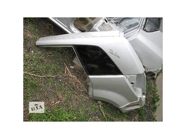 продам б/у Детали кузова Крыло заднее Легковой Suzuki Grand Vitara (5d) 2007 бу в Луцке