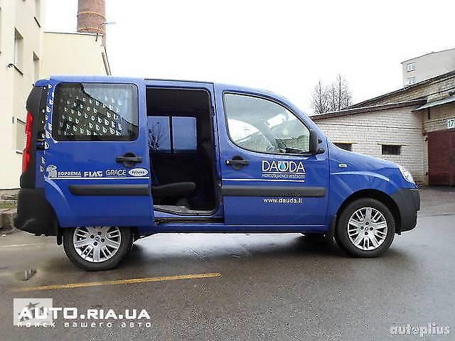 купить бу б/у Детали кузова Крыша Легковой Fiat Doblo 2006 в Ровно