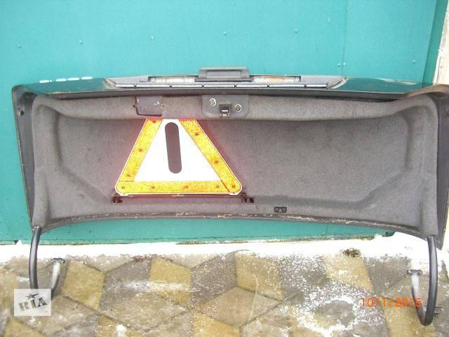 купить бу б/у Детали кузова крышка багажника Легковой Mercedes S 140 1998 в Виннице