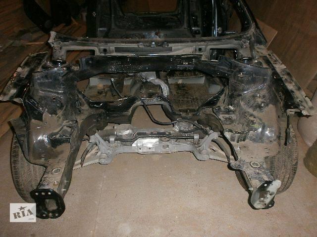 купить бу б/у Детали кузова Лонжерон Легковой Volkswagen Passat Универсал 2007 в Виннице