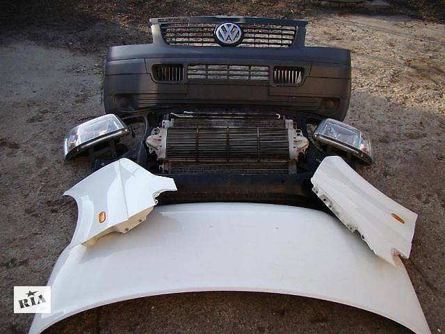 купить бу б/у Детали кузова Решётка радиатора Легковой Volkswagen T5 (Transporter) в Киеве
