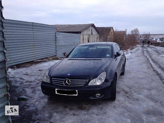 продам Б/у Детали кузова Стекло лобовое/ветровое Легковой Mercedes CLS-Class 2007 бу в Львове