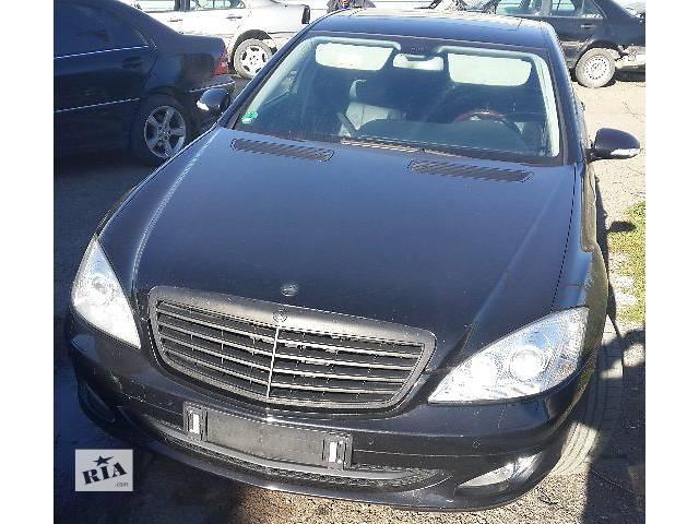 купить бу Б/у Детали кузова Стекло лобовое/ветровое Легковой Mercedes S-Class 2008 в Львове