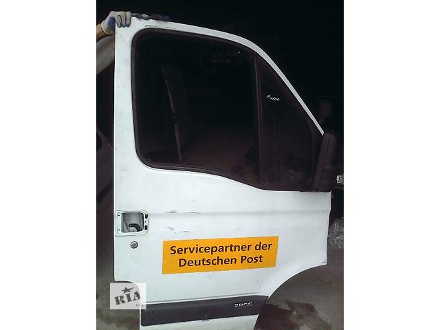 Б/у двері передні для мікроавтобуса Opel Movano 2000- объявление о продаже  в Ивано-Франковске