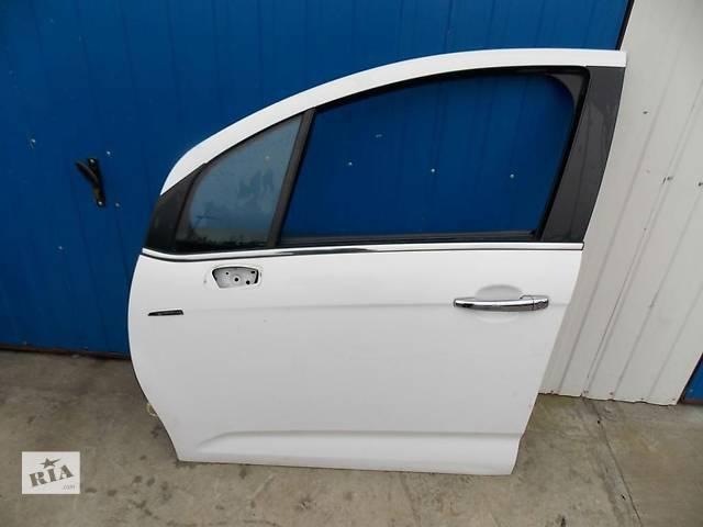 купить бу б/у Двери/багажник и компоненты Дверь передняя Citroen C3 в Одессе