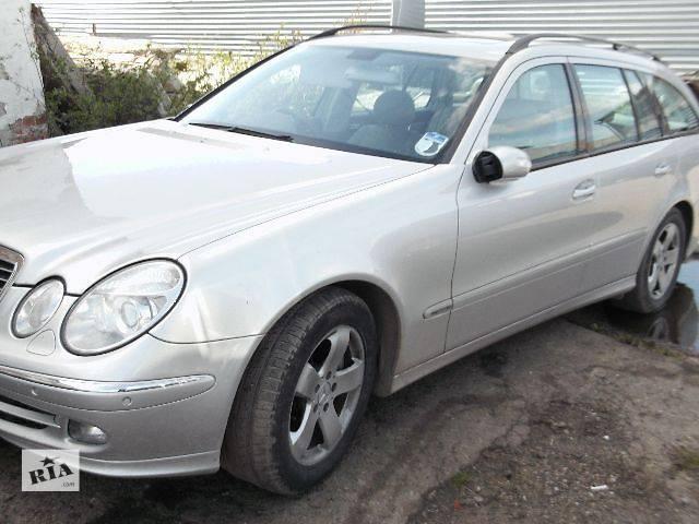 продам Б/у Двери/багажник и компоненты Дверь передняя Легковой Mercedes E-Class 2003 бу в Львове