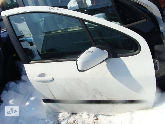 б/у Двери/багажник и компоненты Дверь передняя Легковой Peugeot 307- объявление о продаже  в Чернігові