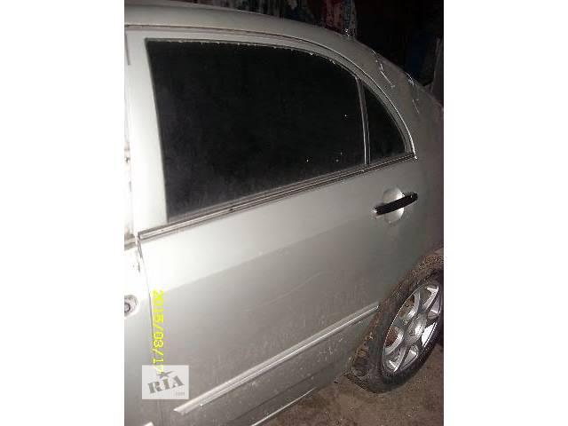 купить бу б/у Двери/багажник и компоненты Дверь задняя Легковой BYD F 3 Седан 2007 в Киеве