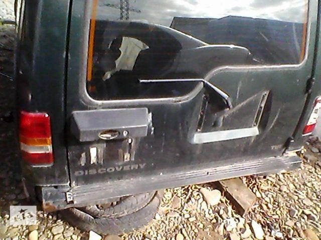 продам б/у Двери/багажник и компоненты Дверь задняя Легковой Land Rover Discovery 1998 2,5 tdi, бу в Ивано-Франковске