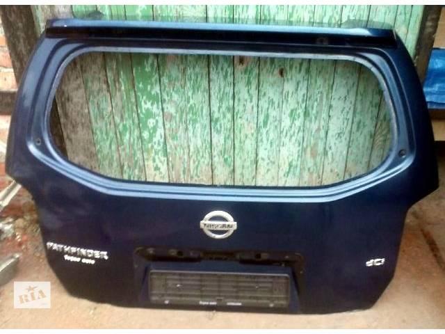 купить бу б/у Двери/багажник и компоненты Дверь задняя Легковой Nissan Pathfinder в Ровно