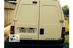 б/у Двери задние Peugeot Expert груз.