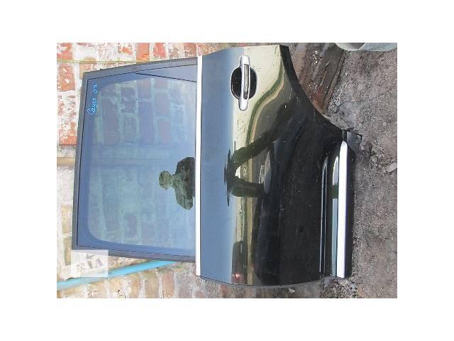 купить бу б/у Двери/багажник и компоненты Дверь задняя Легковой Porsche Cayenne Volksvagen Touareg 2003-2010 в Ковеле