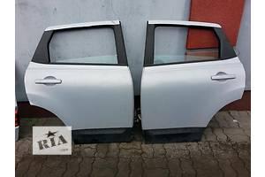 б/у Двери задние Nissan Qashqai