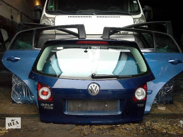 купить бу б/у Двері/багажник і компоненти Кришка багажника Легковий Volkswagen Golf Plus 2008 в Львові