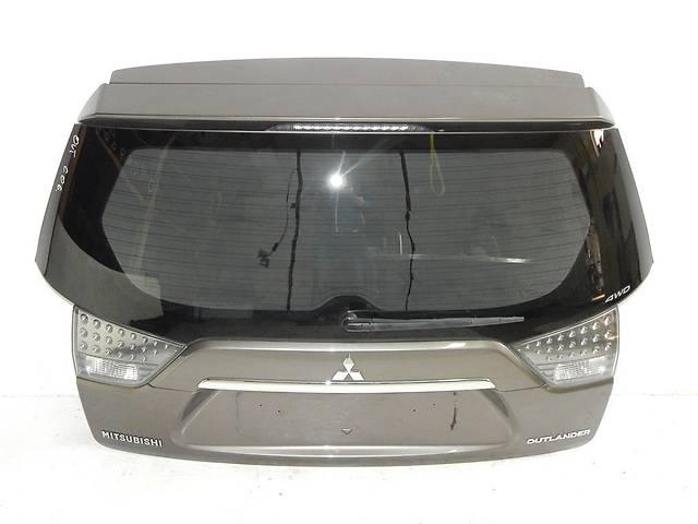 б/у Двери/багажник и компоненты Крышка багажника Mitsubishi Outlander- объявление о продаже  в Одессе