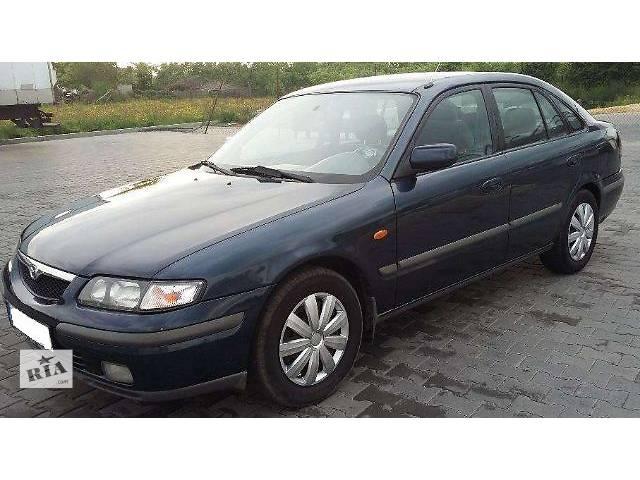 купить бу б/у Двери/багажник и компоненты Легковой Mazda 626 1997 в Львове