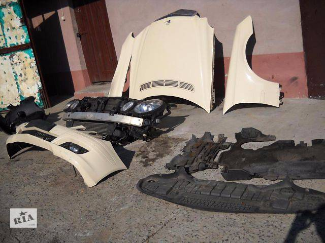 продам б/у Двери/багажник и компоненты Легковой Skoda Roomster бу в Львове