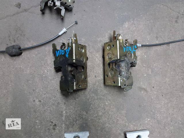 бу б/у Двери/багажник и компоненты Замок двери Легковой Mercedes Vito 2000 в Тернополе