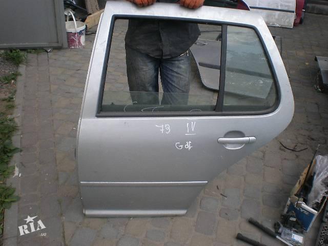 продам б/у Двери Дверь задняя Легковой Volkswagen Golf 4Хэтчбек 2 бу в Львові
