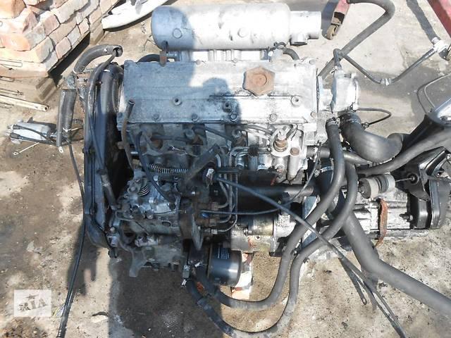 бу Двигатель Fiat Ducato (Фиат Дукато) 1.9D в Киеве