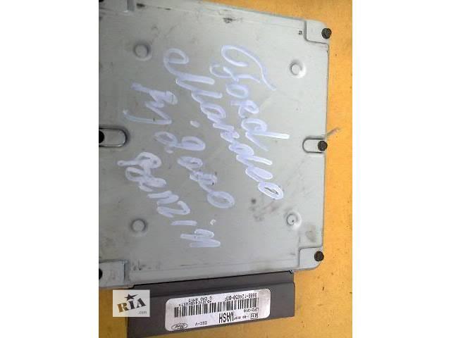 продам Б/у Электрооборудование двигателя Блок управления двигателем Легковой Ford Mondeo 2000 бу в Жидачове