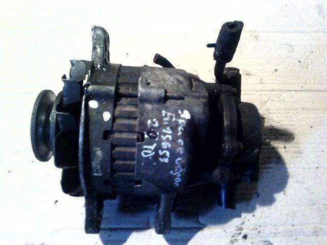 купить бу б/у Электрооборудование двигателя Генератор/щетки Легковой Mitsubishi Space Wagon в Ковеле