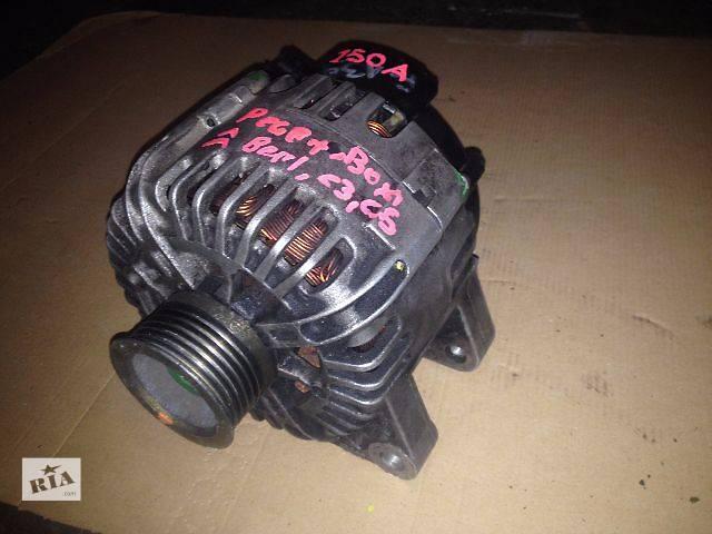 бу б/у Электрооборудование двигателя Генератор/щетки Легковой Peugeot 407 150A в Луцке