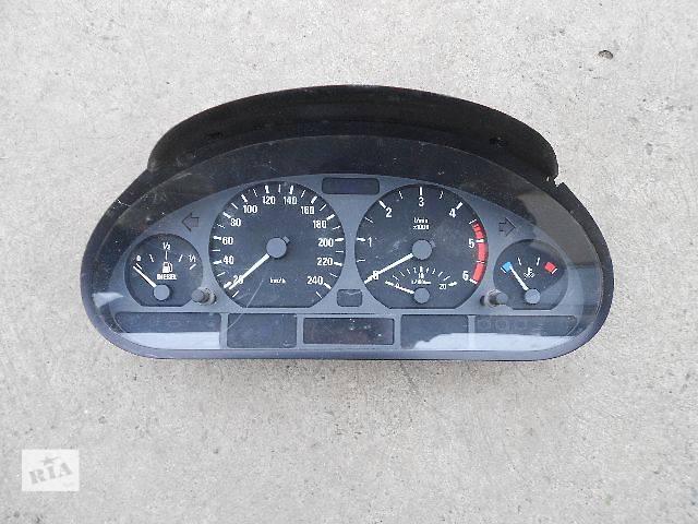 купить бу Б/у Электрооборудование двигателя Панель приборов/спидометр/тахограф/топограф Легковой BMW 320 2000 в Ужгороде