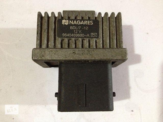 продам б/у Электрооборудование двигателя Реле свечей накала Легковое авто Nissan Primastar 9640469680A бу в Луцке