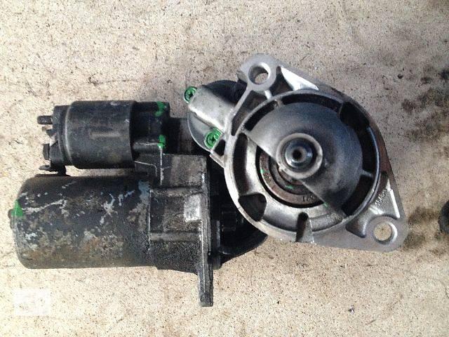продам б/у Электрооборудование двигателя Стартер/бендикс/щетки Легковой Opel Astra G 1.8-2.0 бу в Луцке