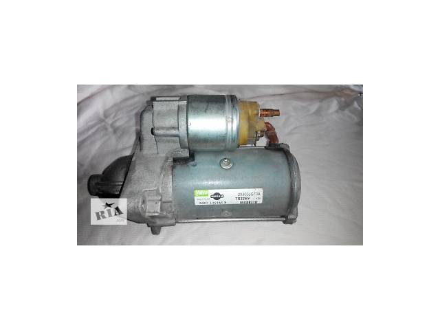продам б/у Электрооборудование двигателя Стартер/бендикс/щетки Легковой Opel Vivaro 2008 бу в Львове