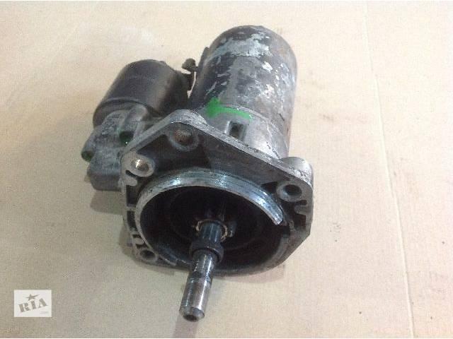 бу б/у Электрооборудование двигателя Стартер/бендикс/щетки Легковой Volkswagen Vento 1.4 в Луцке