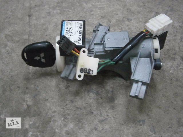 бу б/у Электрооборудование двигателя Замок зажигания/контактная группа Легковой Mitsubishi Lancer 2006 в Луцке