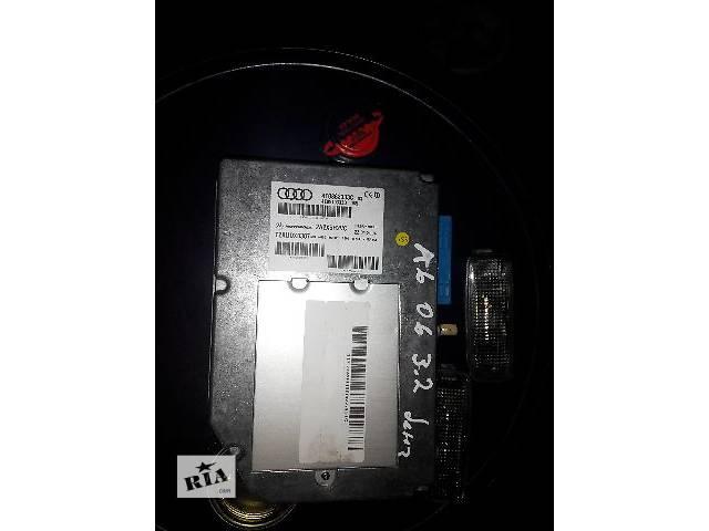 продам б/у Электрооборудование кузова блок управління телефоном 4e0862333c Легковой Audi бу в Львове