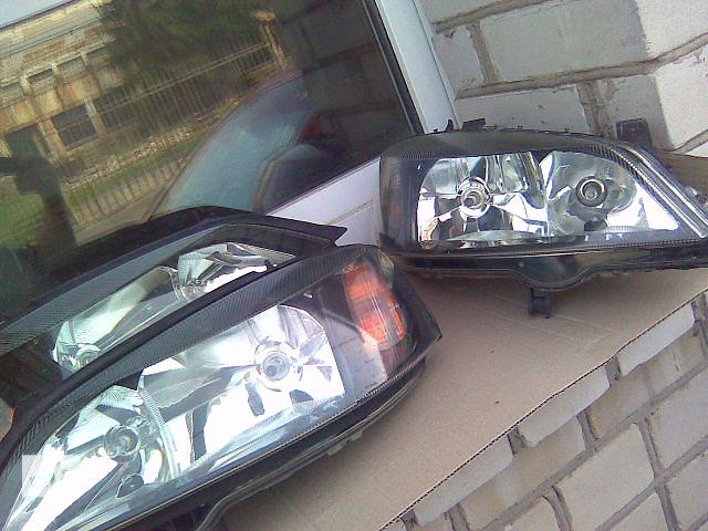 купить бу б/у Электрооборудование кузова Фара Легковой Opel Astra G Седан в Херсоне
