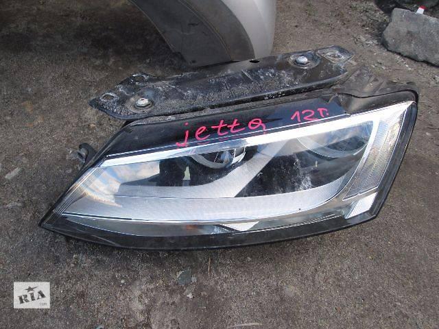 купить бу б/у Электрооборудование кузова Фара Легковой Volkswagen Jetta 2012 в Ковеле