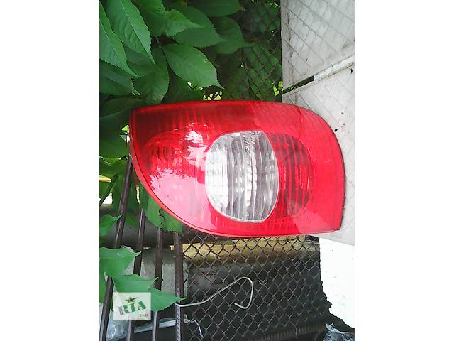 купить бу б/у Электрооборудование кузова Фонарь задний Легковой Citroen Xsara Picasso Хэтчбек в Жидачове