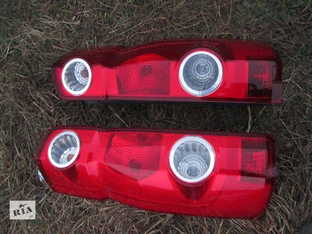 Ліхтар задній Volkswagen Crafter 2008- объявление о продаже  в Ковелі