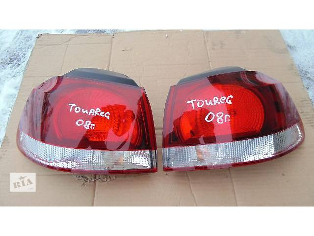 Фонарь задний Volkswagen Touareg 2002-2006- объявление о продаже  в Ковелі